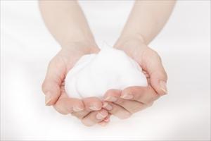 究極の低刺激石鹸