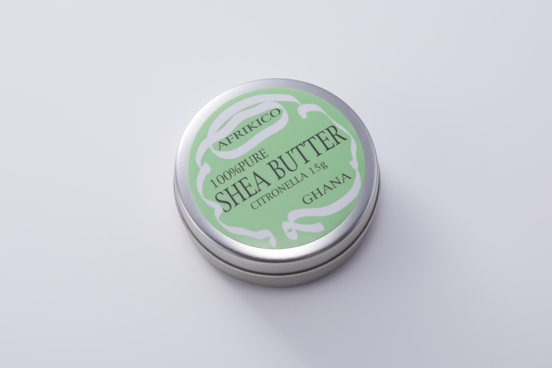 ココロ化粧品シアバターシトロネラ